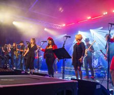 Full Soul Band at Looe music Festival ( Looe Live)