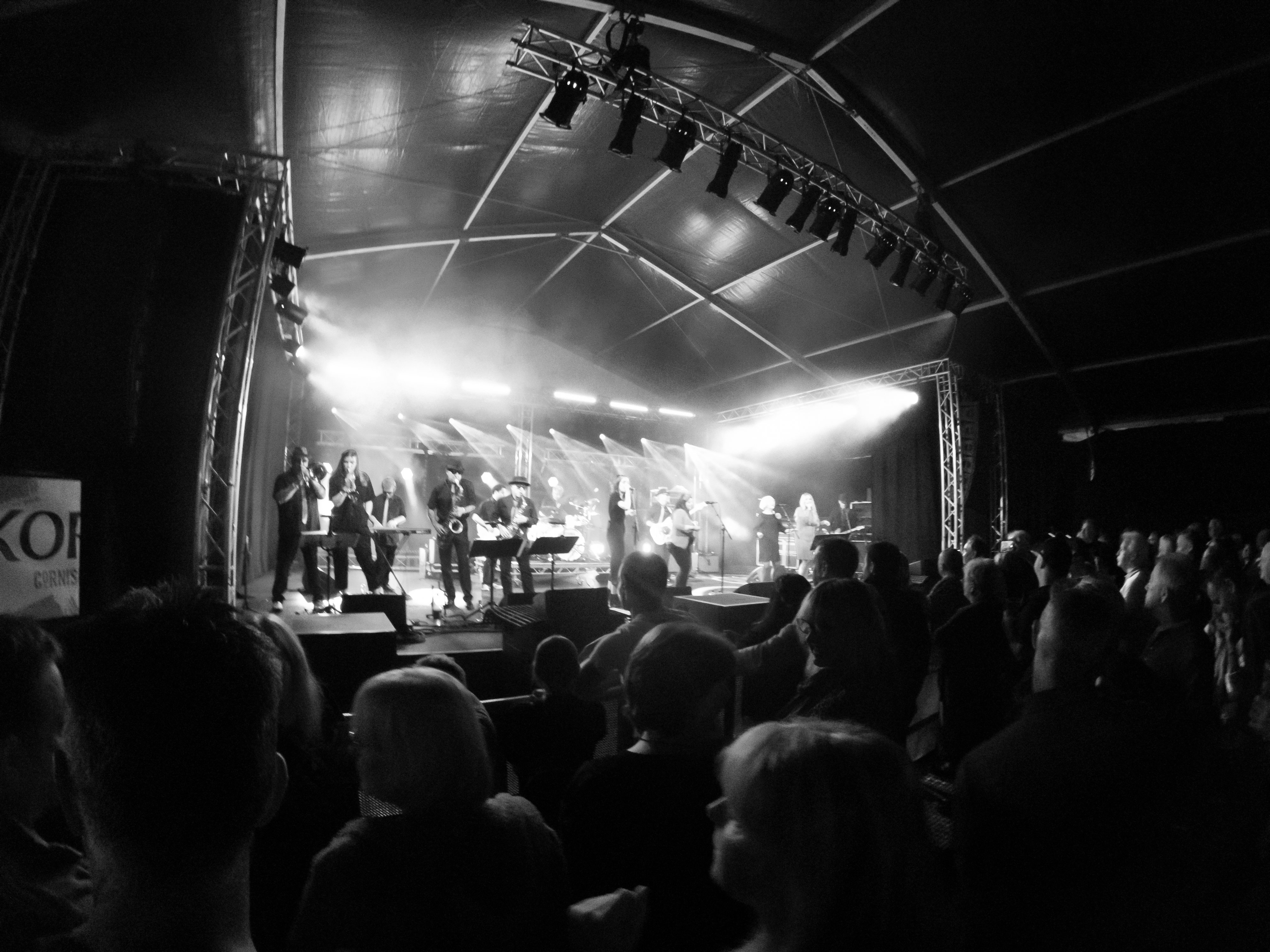 Looe live audience , Soul Sensations 7th Looe performance
