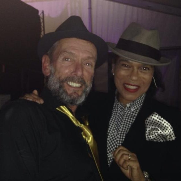 Supporting The Selecter with Pauline Black